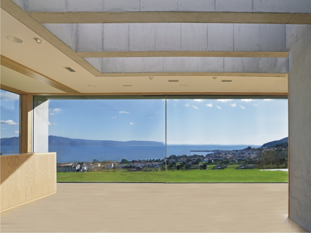 Cor Vision Plus Sliding System With Thermal Break